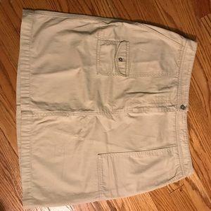 Lauren short skirt.